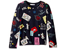 Dolce & Gabbana Kids Love T-Shirt (Toddler/Little Kids)