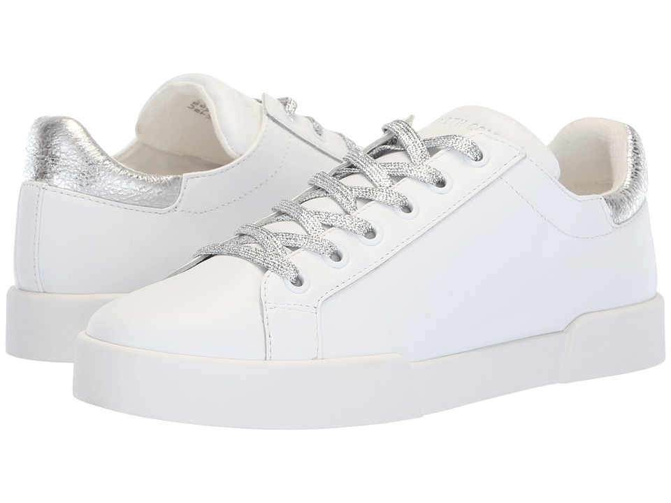 Kenneth Cole New York Tyler (White Leather) Women's Shoes