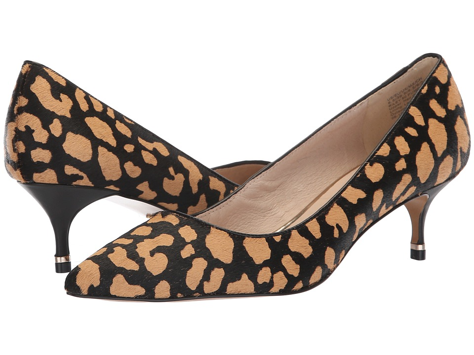 Kenneth Cole New York Riley 50 Pump (Natural Haircalf) High Heels