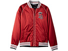 Dolce & Gabbana Kids Satin Baseball Jacket (Big Kids)