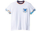 Dolce & Gabbana Kids Mixed Print T-Shirt (Big Kids)