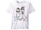 Dolce & Gabbana Kids Stylist T-Shirt (Big Kids)