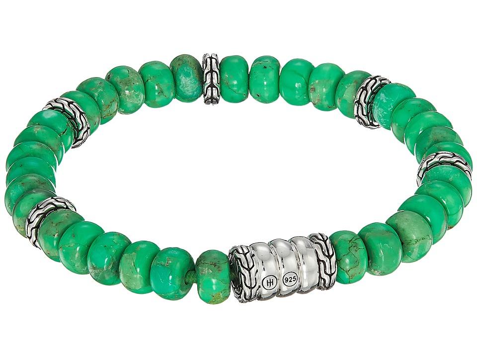 John Hardy Bedeg Bead Bracelet (Silver) Bracelet
