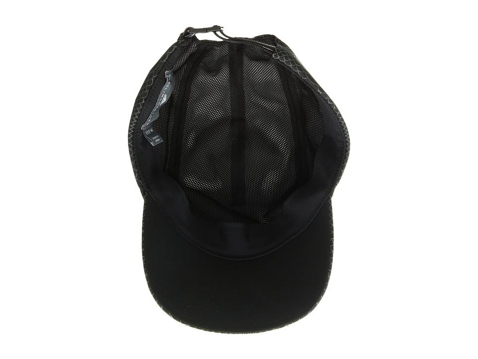 adidas by Stella McCartney Run Cap (Black/Reflective Silver/Black Reflective)