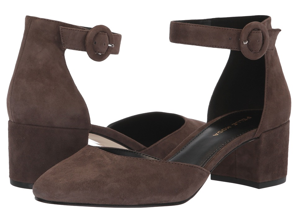 Pelle Moda Uma (Mink Suede) Women's Shoes