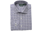 LAUREN Ralph Lauren LAUREN Ralph Lauren Classic Fit No-Iron Houndstooth Cotton Dress Shirt