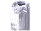 LAUREN Ralph Lauren Classic Fit No-Iron Striped Cotton Dress Shirt