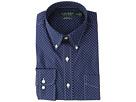 LAUREN Ralph Lauren Classic Fit No-Iron Print Cotton Dress Shirt