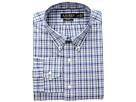 LAUREN Ralph Lauren Slim Fit No-Iron Plaid Cotton Dress Shirt