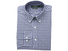 LAUREN Ralph Lauren LAUREN Ralph Lauren Classic Fit No-Iron Plaid Cotton Dress Shirt