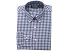 LAUREN Ralph Lauren Classic Fit No-Iron Plaid Cotton Dress Shirt