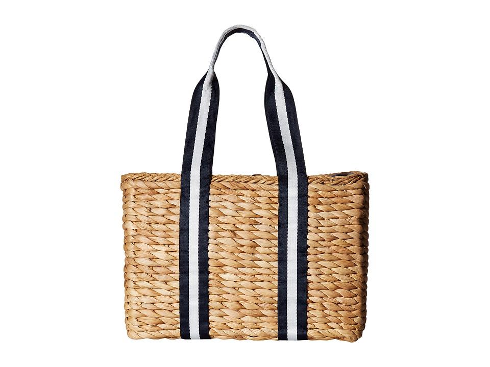 Hat Attack - Riviera Bag (Natural) Handbags
