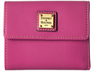 Dooney & Bourke Dooney & Bourke Emerson Small Flap Credit Card Wallet