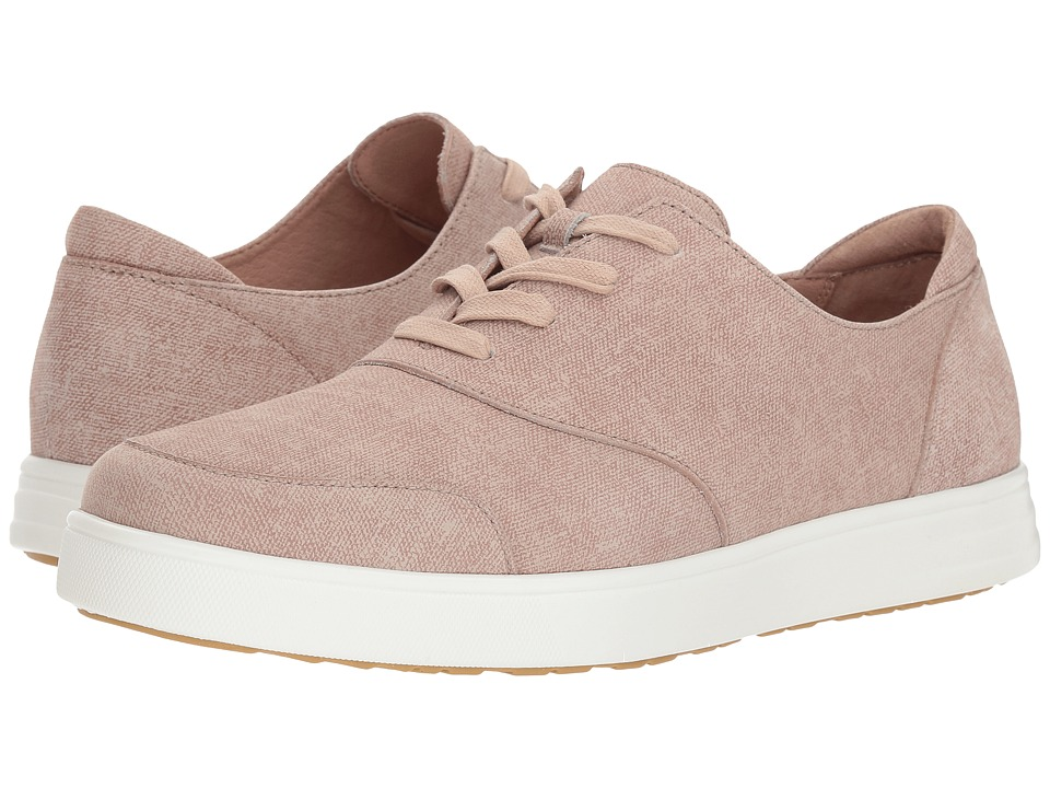 Alegria Flexer (Tan Denim) Men's Lace up casual Shoes