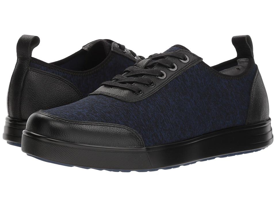 Alegria Stretcher (Electric Blue) Men's Lace up casual Shoes