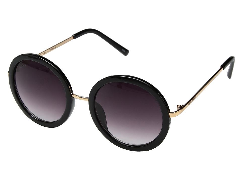PERVERSE Sunglasses - Catalina (Black/Black Gradient Polarized) Fashion Sunglasses