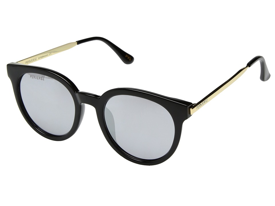 PERVERSE Sunglasses - Luxe (Black/Sold Black) Fashion Sunglasses
