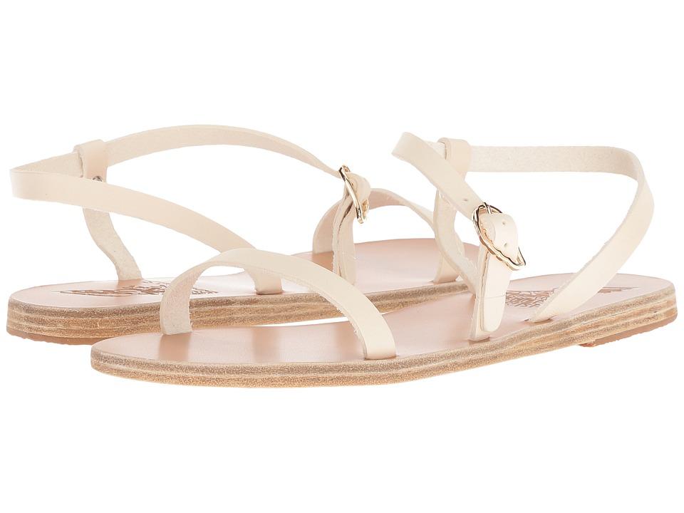 Ancient Greek Sandals Niove (Off-White Vachetta) Sandals