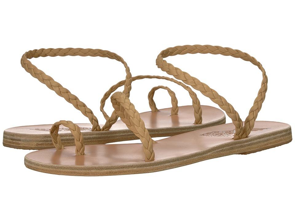 Ancient Greek Sandals Eleftheria (Natural/Natural Nappa) Sandals