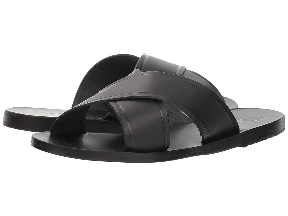 Ancient Greek Sandals Thais (Black Vachetta) Sandals