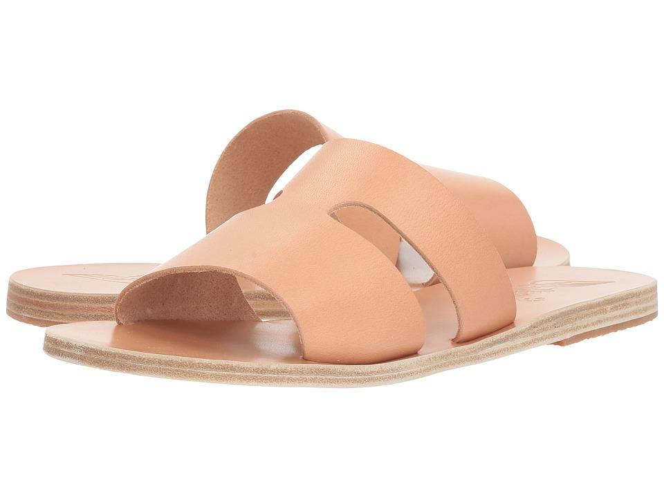 Ancient Greek Sandals Apteros (Natural Vachetta) Sandals