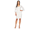 Adrianna Papell Ava Lace Bell Sleeve Dress