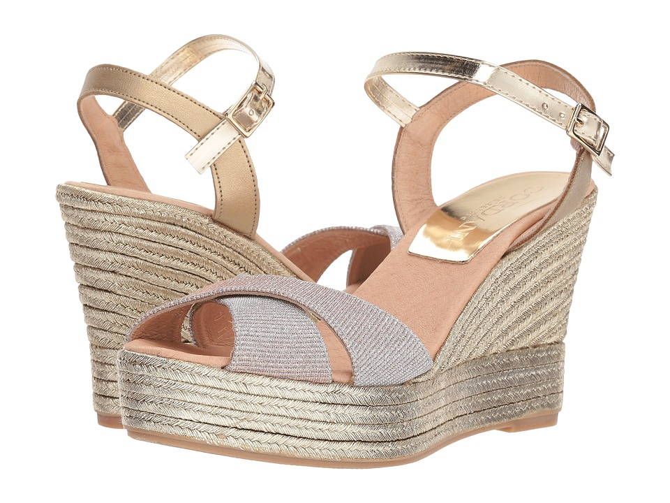 Cordani - Harem (Blush Sparkle) Womens Sandals