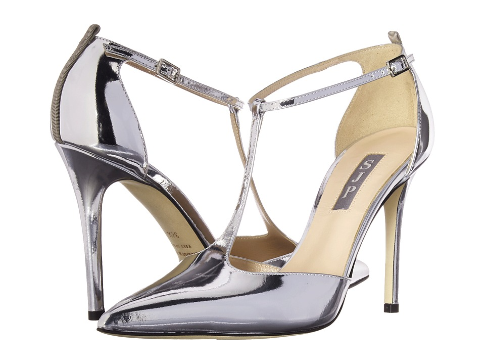 SJP by Sarah Jessica Parker Taylor (Silver Scintillate) Women's Shoes