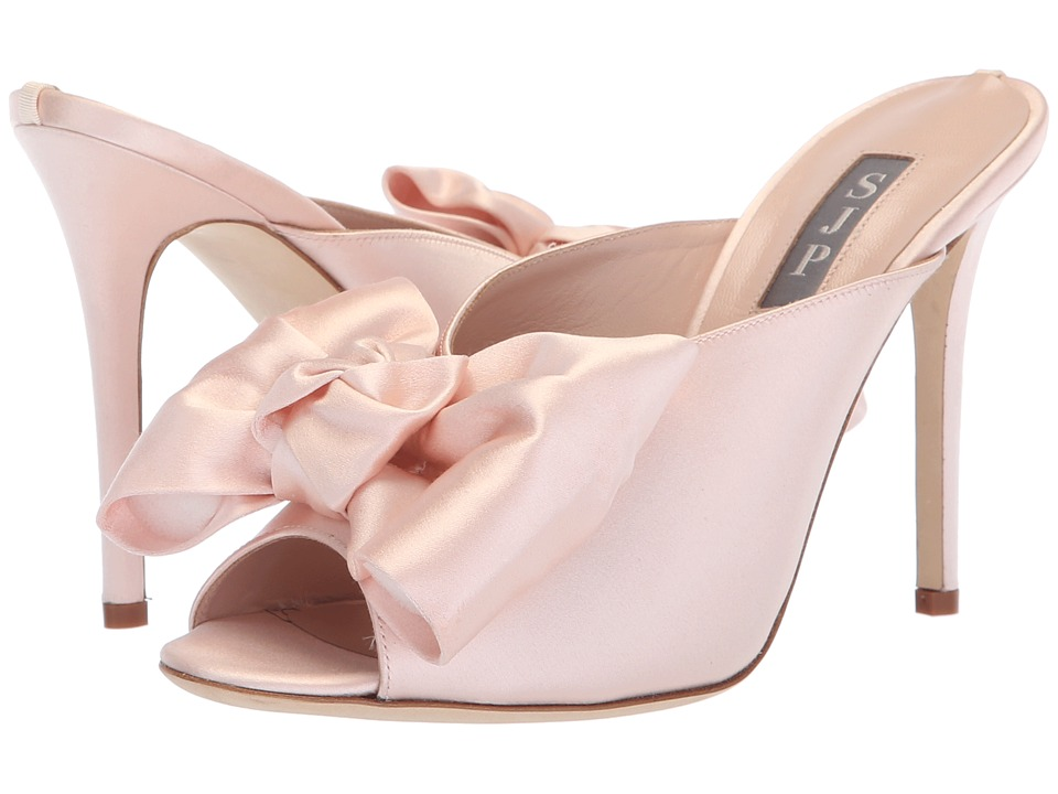 SJP by Sarah Jessica Parker Vesper (Nude Satin) Women's Shoes