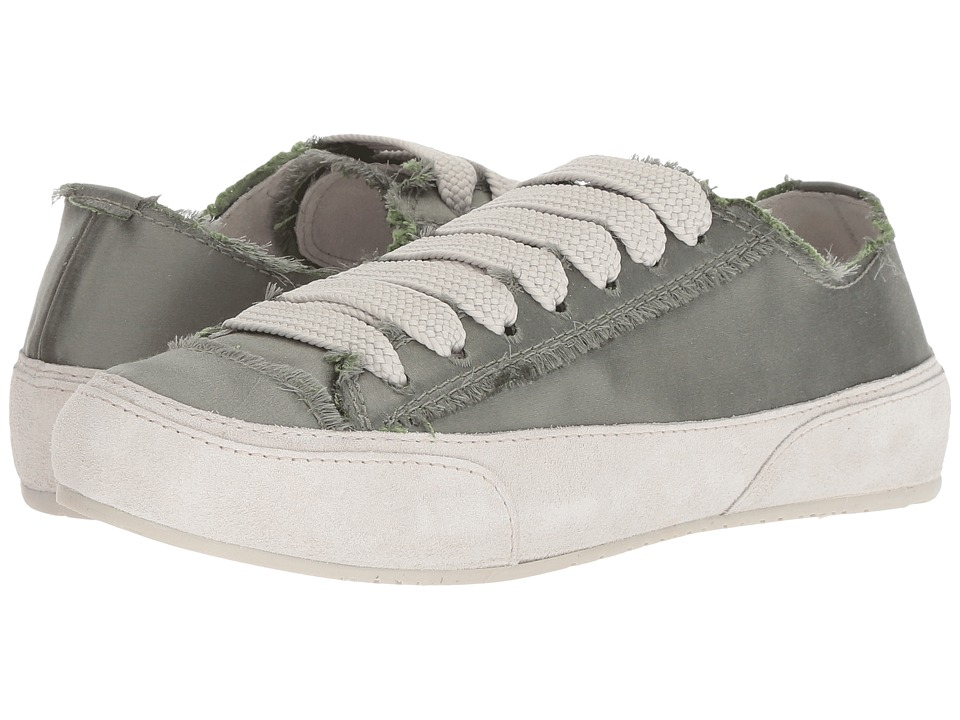 Pedro Garcia - Parson (Sage Satin) Womens Lace up casual Shoes