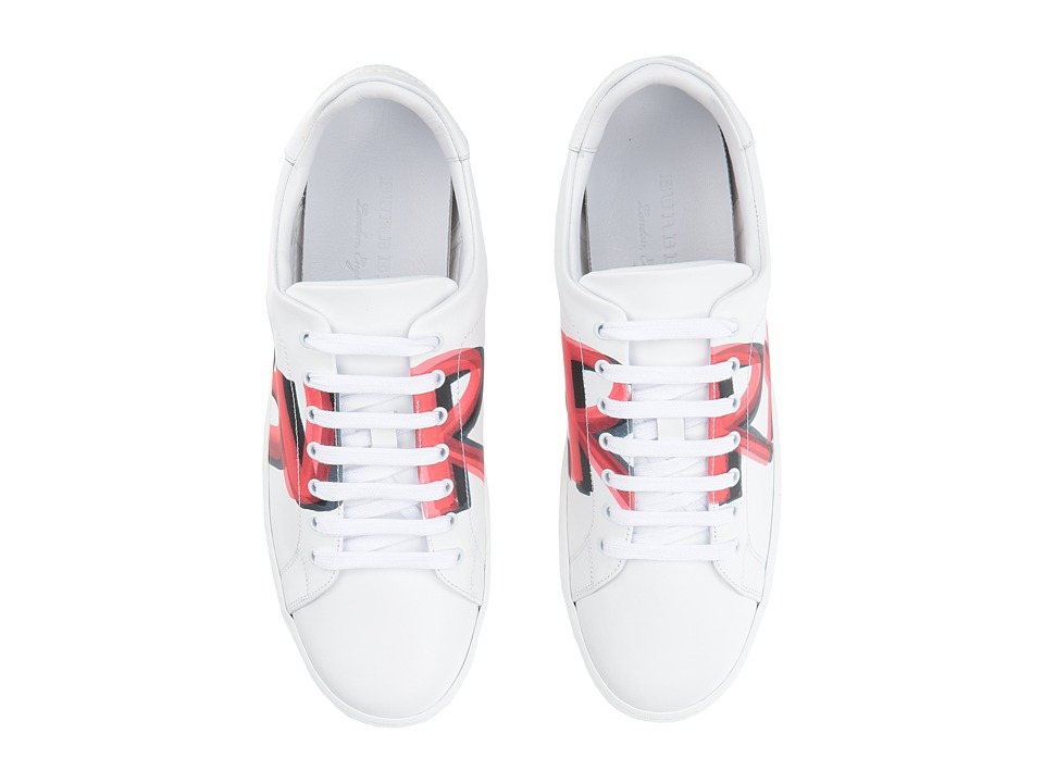 Burberry Westford MP (Bright Red) Women's Shoes
