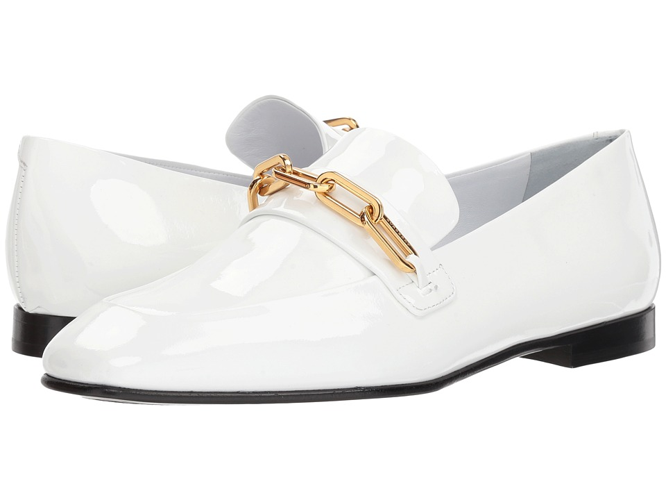 Burberry Chillcot (Optic White) Women's Shoes