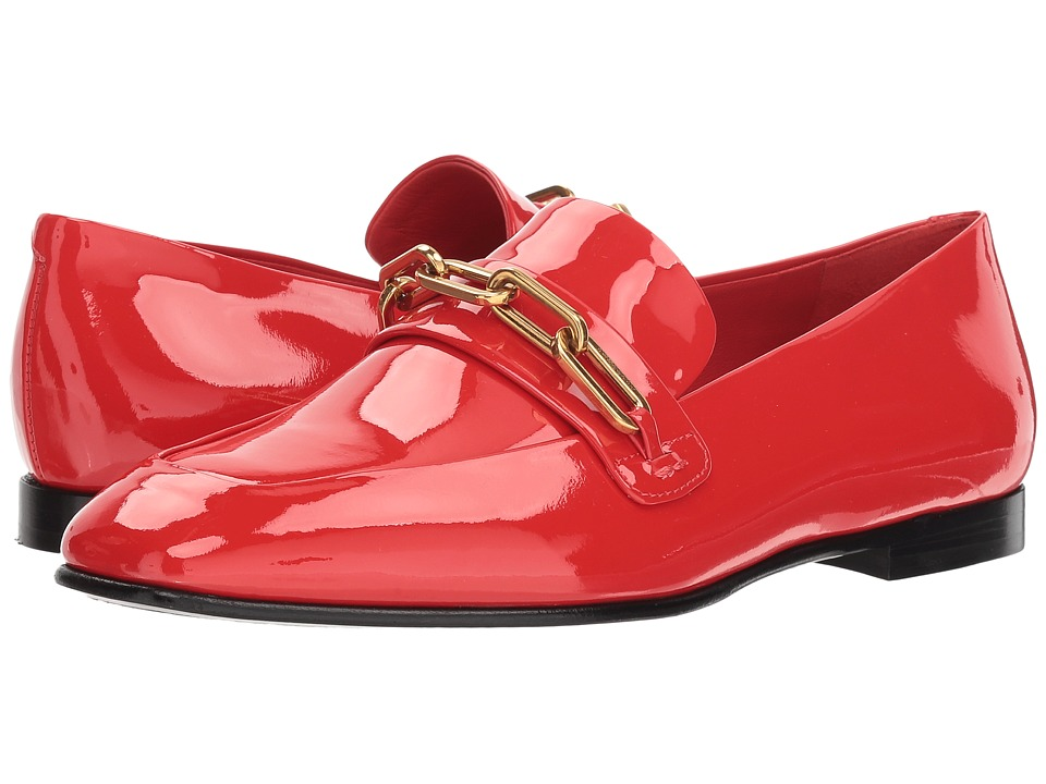 Burberry Chillcot (Bright Red) Women's Shoes