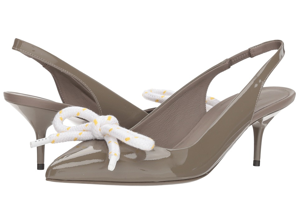 Burberry Fink 55 (Taupe Grey) Women's Shoes
