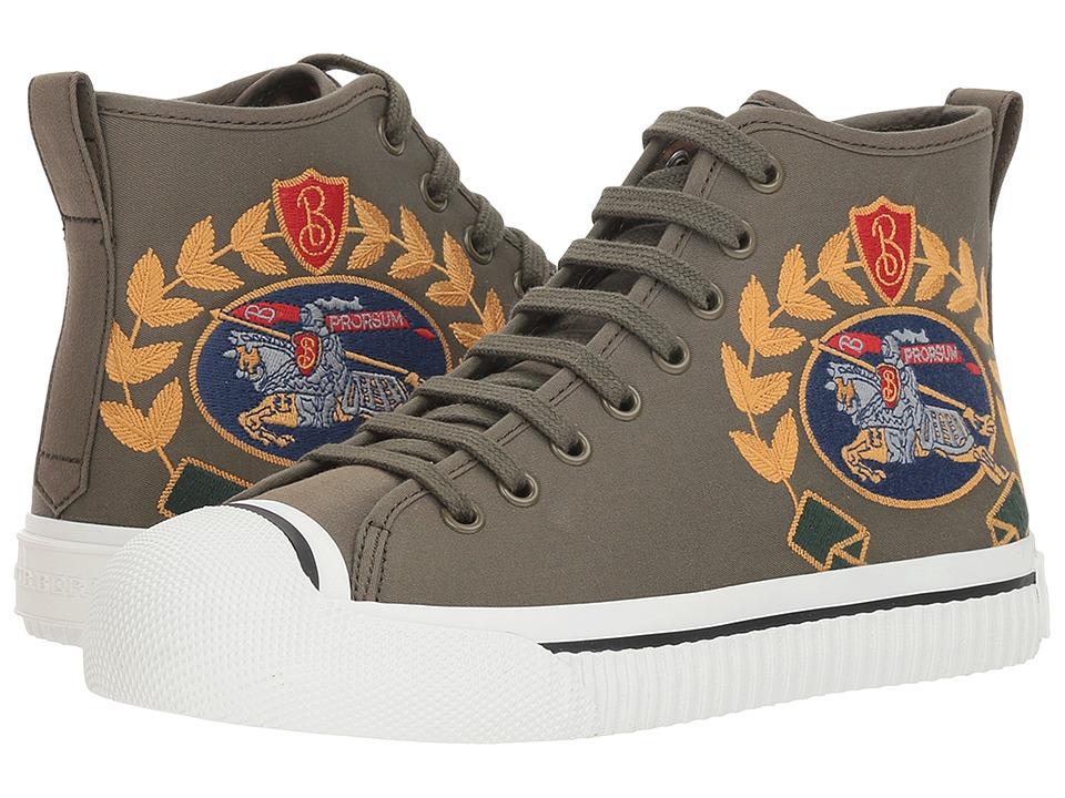 Burberry Kingly Big C (Oregano) Women's Shoes