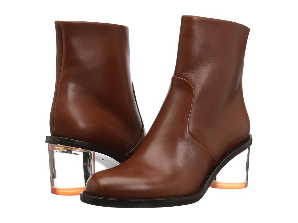 Burberry Westella 70 (Cognac) Women's Shoes