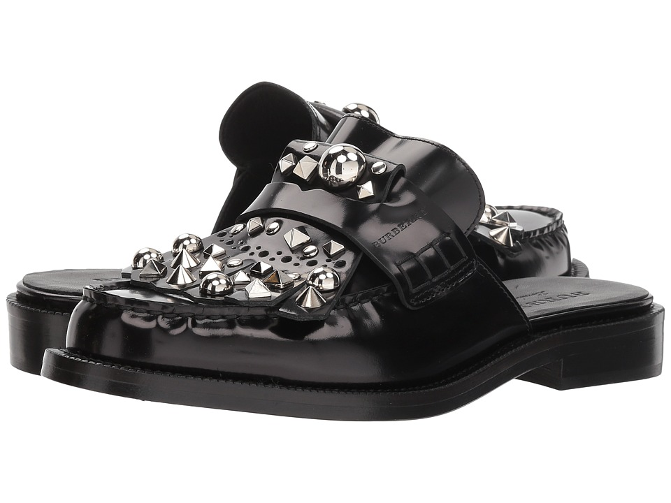 Burberry Becky STU (Black) Women's Shoes