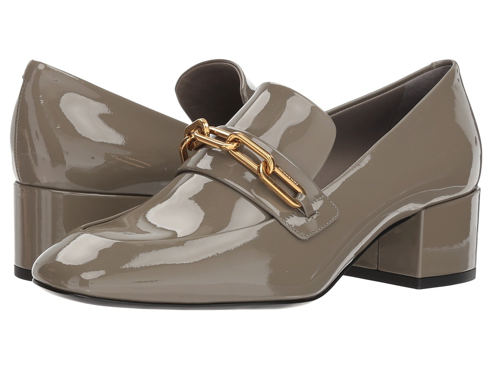 Burberry Chillcot 45 (Taupe Grey) Women's Shoes