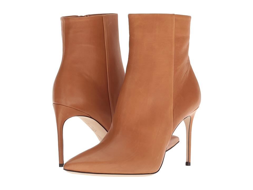 Brian Atwood Vida (Camel Calf) Women's Shoes