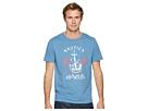 Nautica Nautica Anchor Palm Tree Print Crew T-Shirt