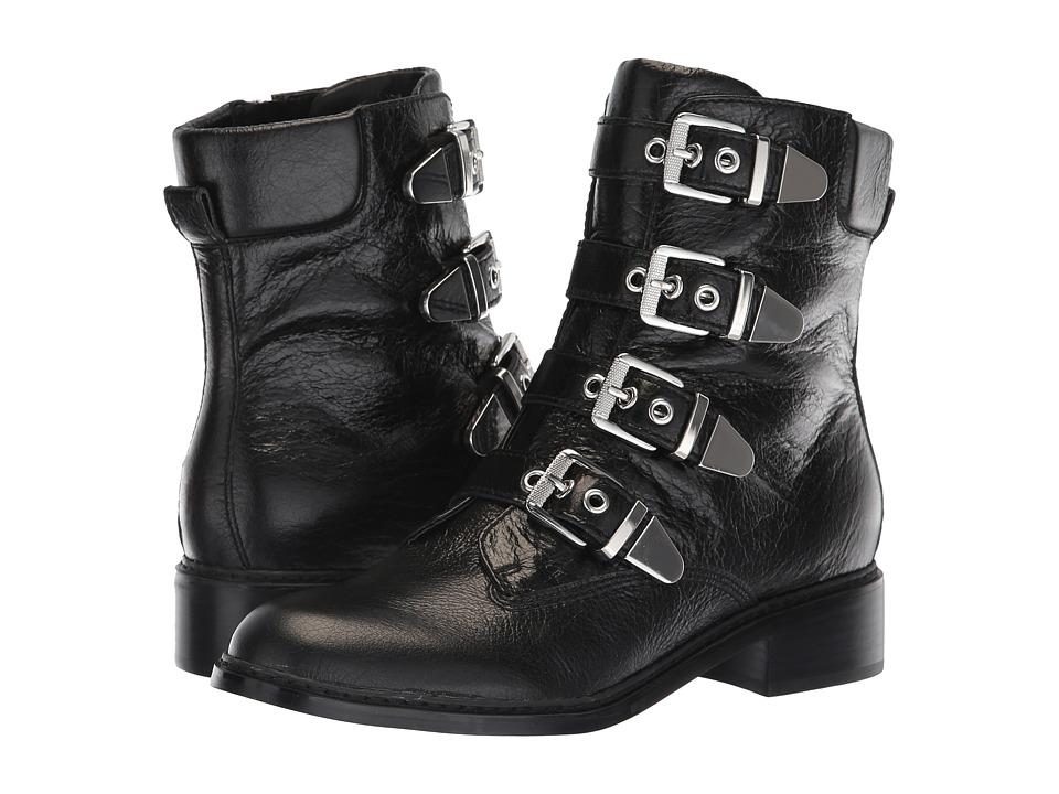Marc Fisher LTD Diante (Black Multi Leather) Women's Shoes