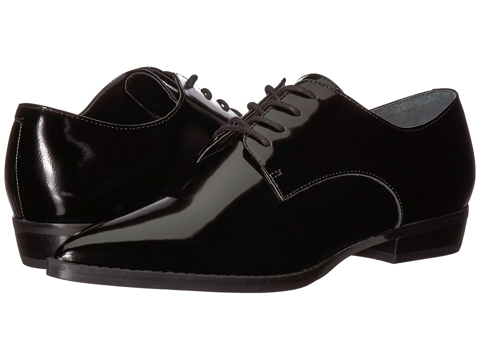 Marc Fisher LTD Finna (Black Lux Box) Women's Shoes