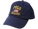 Polo Ralph Lauren Novelty Flag Cotton Chino Hat