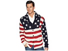 Polo Ralph Lauren American Flag Shawl Cardigan