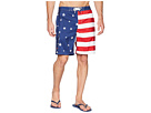 Polo Ralph Lauren Americana Flag Kailua Swim Trunk