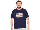 Polo Ralph Lauren Big Tall Jersey Short Sleeve Crew Neck T-Shirt