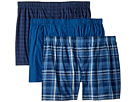 Polo Ralph Lauren 3-Pack Classic Fit Packaged Woven Boxers