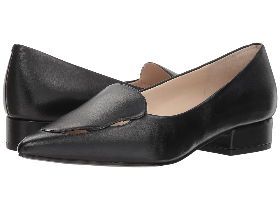Cole Haan G.OS Leah Skimmer (Black Leather) Women's Shoes