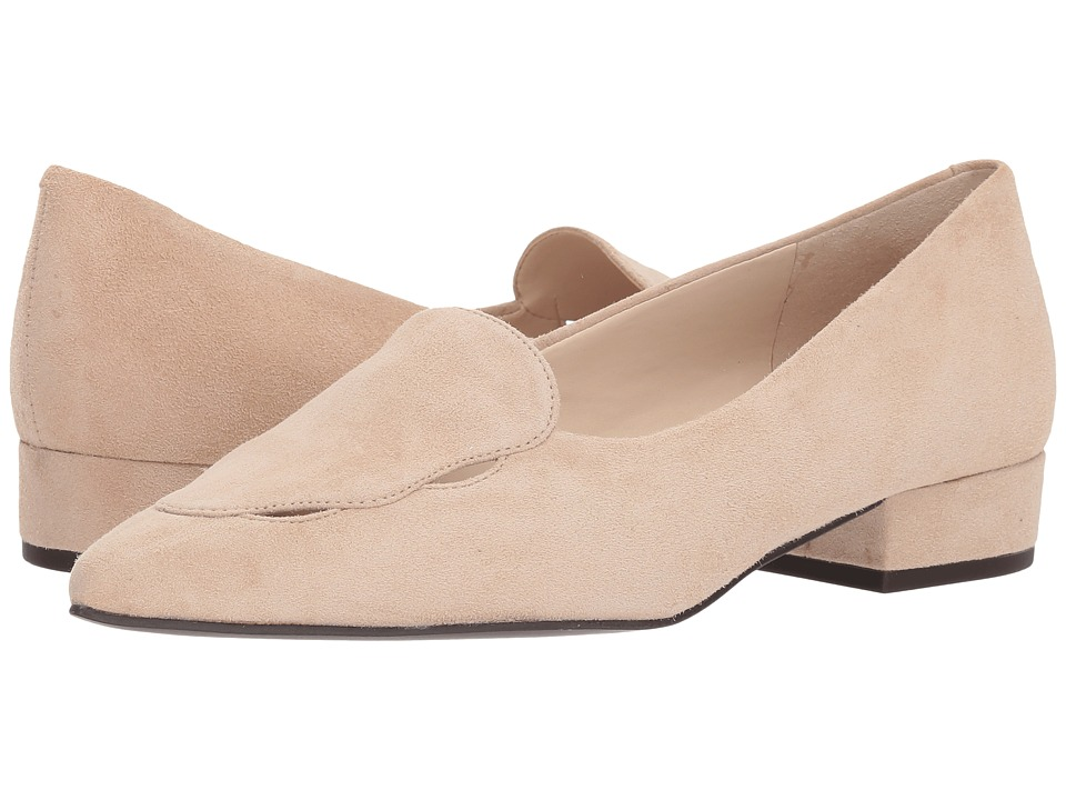 Cole Haan G.OS Leah Skimmer (Nude Suede) Women's Shoes