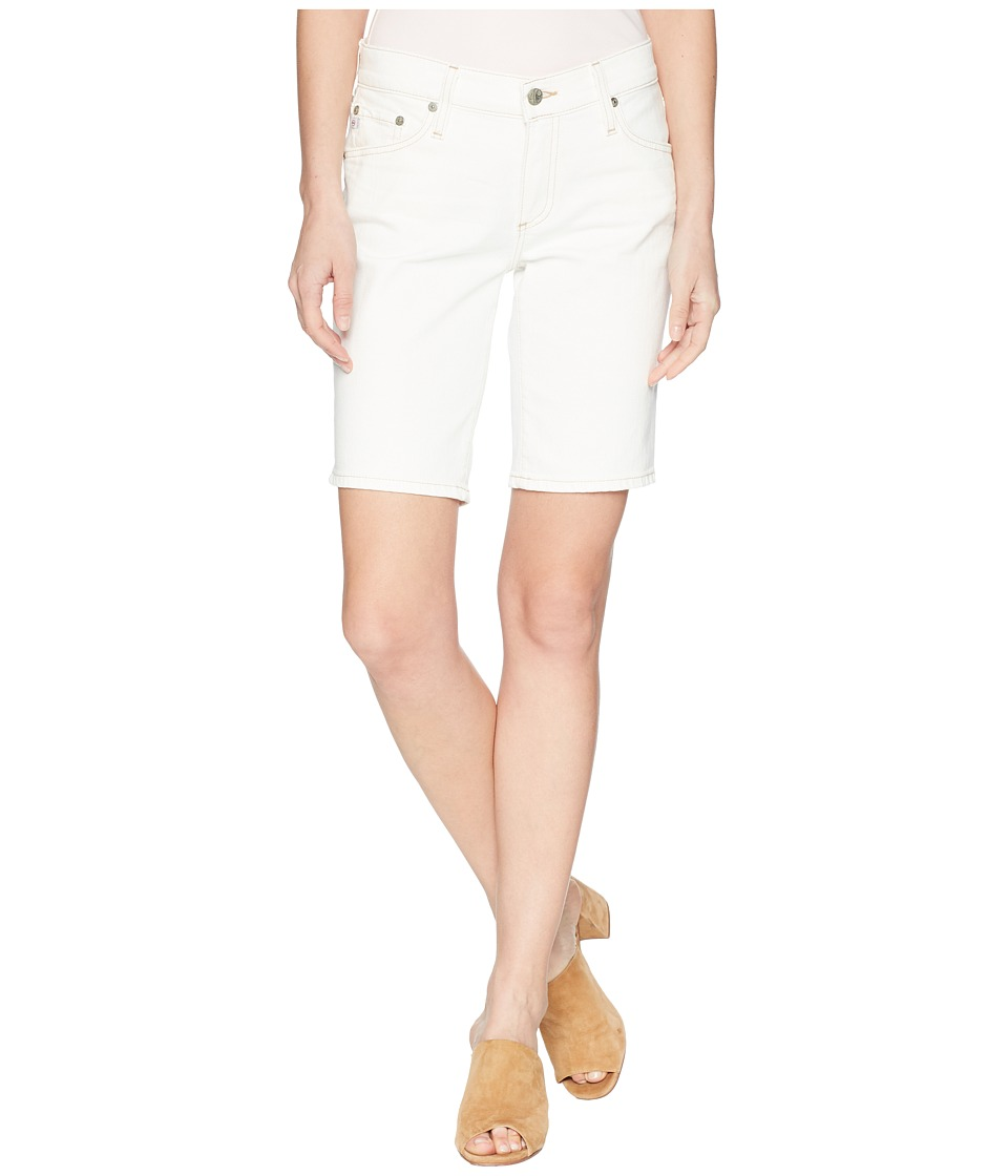 AG Adriano Goldschmied - Nikki Shorts in 1 Year Neutral White (1 Year Neutral White) Womens Shorts